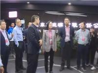 黄亚平带队赴祁县考察玻璃产业发展工作