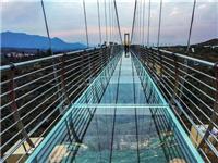 """多个景区关停玻璃桥景点!""""网红""""玻璃桥还能红多久?"""
