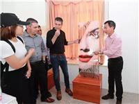 亚洲第1条Dip-Tech高温喷墨彩釉打印生产线在儋州投产