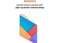 小米新专利曝光:弹出式五摄+向外翻折,折叠屏手机要来了?