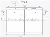 三星、微软通过新专利,掀起双屏手机大战