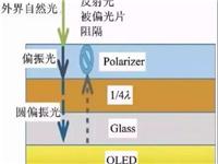 国家战略OLED中的偏光片的发展及市场预测