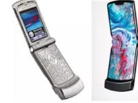京东方、华星代工!揭秘Motorola翻盖式的柔性AMOLED折叠屏