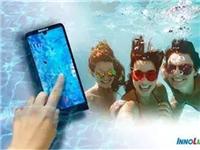 群创首发水下触控拍照手机