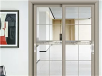 厨房磨砂玻璃门选择及清洁保养