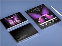三星研发超薄玻璃屏幕 将用于三星Galaxy Fold 2上
