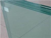 厚板玻璃在加热时,出现玻璃角落脱落情况时,如何解决?