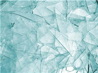 怎么识别玻璃是热应力破裂?