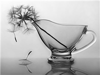 玻璃器皿表面的手绘装饰工艺知识