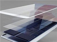 电容触摸屏外屏是玻璃吗  电容式触摸屏有几块玻璃