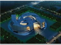 """大同市博物馆,石材幕墙打造经典""""龙图腾""""建筑"""