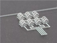 实现复杂三维中空微结构,发表于Nature子刊的石英玻璃微加工3D打印工艺