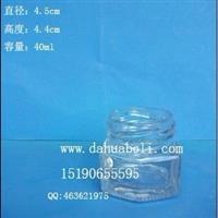 40ml霜膏瓶 化妝品瓶 膏霜玻璃瓶