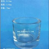 70ml玻璃杯 酒杯 水杯 玻璃烛台