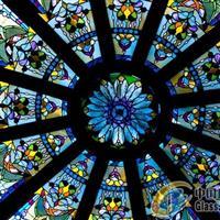 教堂玻璃、彩绘玻璃、彩色玻璃、艺术玻璃
