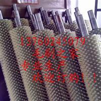 广东清洗机毛刷辊 尼龙毛刷辊 植毛毛刷辊 杜邦毛刷辊