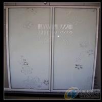 隔斷、玄關用工藝玻璃 4mm厚,可改裁