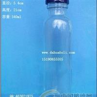 340ml飲料玻璃瓶 果汁玻璃瓶 果茶玻璃瓶