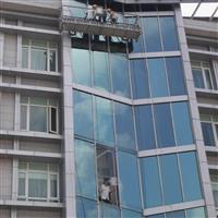 广州更换玻璃 广州更换幕墙胶 承接高难度玻璃安装