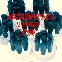 珠海防静电毛刷、导电毛刷、工业毛刷、毛刷轮、磨边毛刷轮-深圳市精通刷业