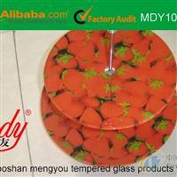 供应钢化玻璃多层套盘/优质玻璃盘