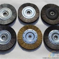 廠家成批出售鋼絲輪|平行鋼絲輪|鍍銅絲鋼絲輪|