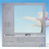 供应家电玻璃 钢化玻璃 丝印微波炉门玻璃加工