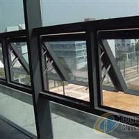 玻璃幕墙平开窗改造