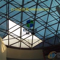 玉环温岭仙居天台台州玻璃采光顶贴膜玻璃幕墙隔热膜防爆膜