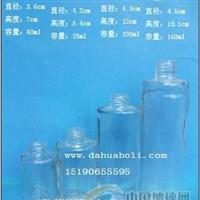 高白料香水瓶,出口香水玻璃瓶 定做各種香水瓶