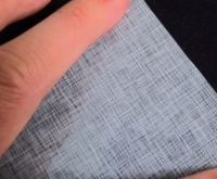 夹胶玻璃用的白纹膜