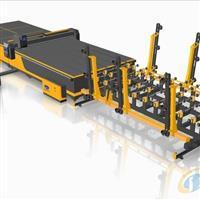 供应 全自动玻璃切割线 EG-CM3725 (双边单工位)
