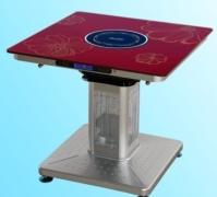 电取暖桌用钢化玻璃