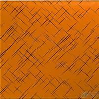 凹蒙玻璃镜-流星岁月(橙)