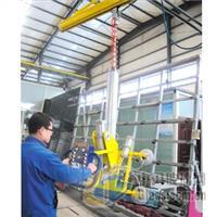 供应落地固定悬臂玻璃吸吊机