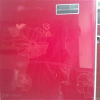 净水器玻璃面板