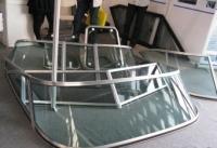 定做游艇挡风玻璃