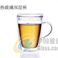 CORUSO高耐热玻璃双层杯