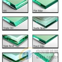 边部效果 浮法玻璃