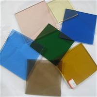 供应进口、国产各种彩色玻璃