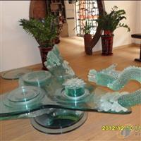 供應玻璃茶臺
