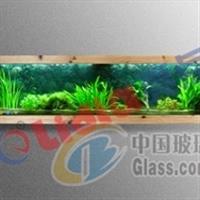 碳化木壁挂(玻璃鱼缸厂家