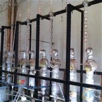 石英玻璃硫酸盐酸硝酸提纯设备