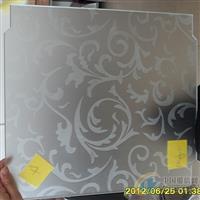 供應蒙砂玻璃/圖案玻璃