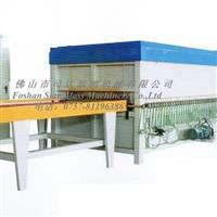 供应晶钢门玻璃钢化炉