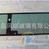 工程机械驾驶室玻璃