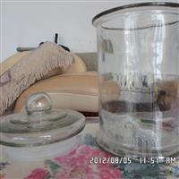 圆筒形泡酒瓶