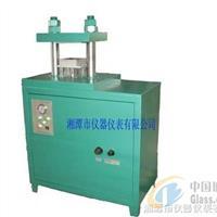 DDJ自动式电动液压制样机