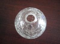 蚌埠采购-冰裂玻璃灯罩