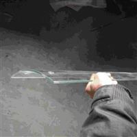 热弯壁炉玻璃